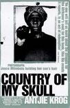 """Buchumschlag """"Country of My Skull"""" von Antjie Krog"""