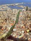 Рамбла, ла рамбла Барселоны, готический квартал Барселоны, старинная Барселона, кафедральный собор барселоны, площадь Сан Жауме, пешеходные экскурсии по Барселоне