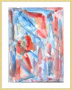 1995- Aquarelle n°P209  (18 x 25 cm) - 310€
