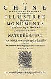 Martino MARTINI (1614-1661) : Sinicae historiae dicas prima. Munich, 1658. — Histoire de la Chine. Barbin & Seneuze, Paris, 1692 (Traduction du latin par Louis-Antoine Le Peletier).