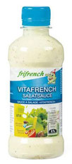 Salatsauce Vitafrench 250ml aha!