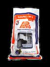 Recubrimiento cementoso de gran adherencia para reforzar sistemas impermeables de PASA Sellopac, aumentando la resistencia a la presión negativa del sistema.