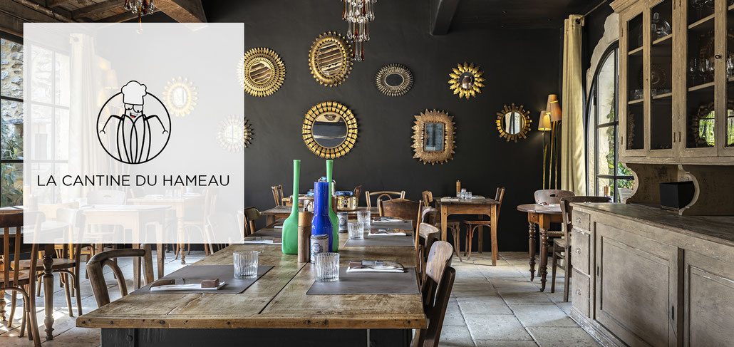 The Cantine du Hameau, noon 7J / 7 and brunch on Sunday at Paradou