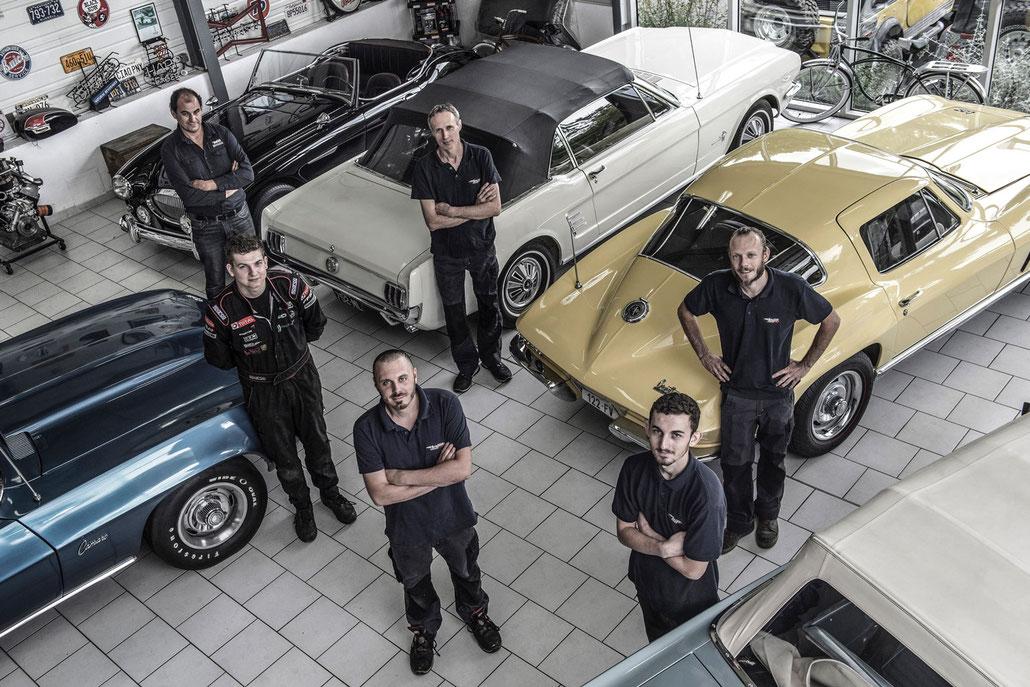 Bullit Racing & Classic Cars Team