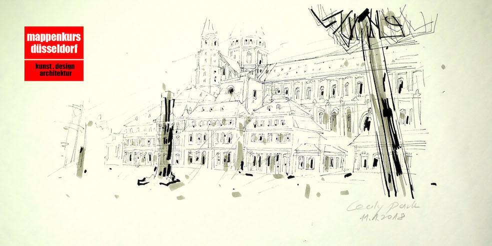 Mappenkurs f r das studium in berlin mappenkurs for Architektur design studium