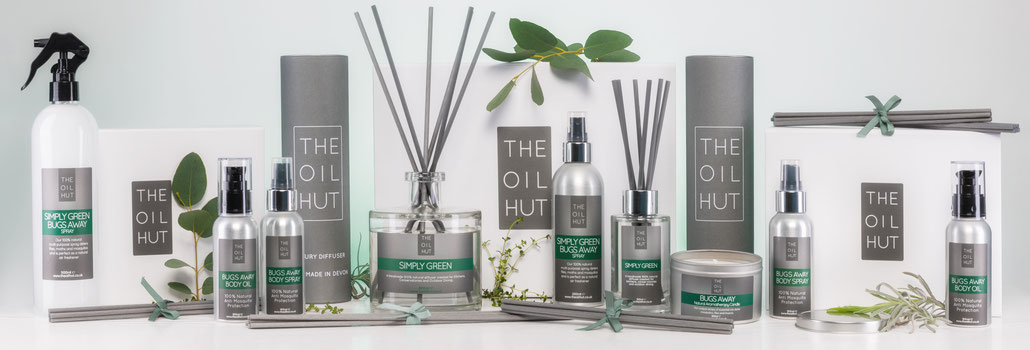 The Oil Hut - Essentials Oils