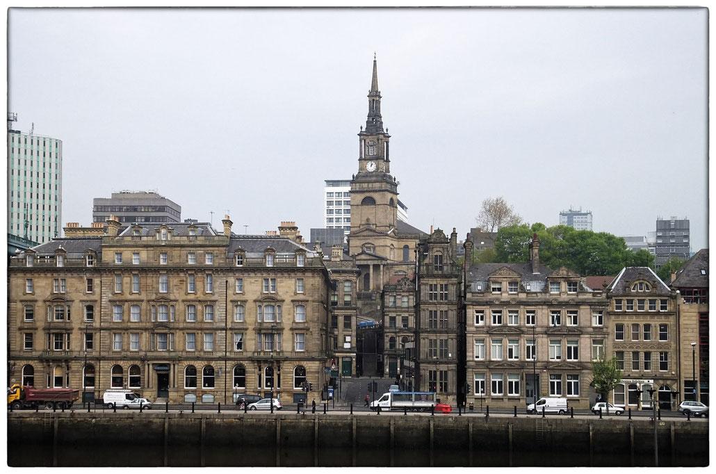 Newcastle upon Tyne - All Saints Church