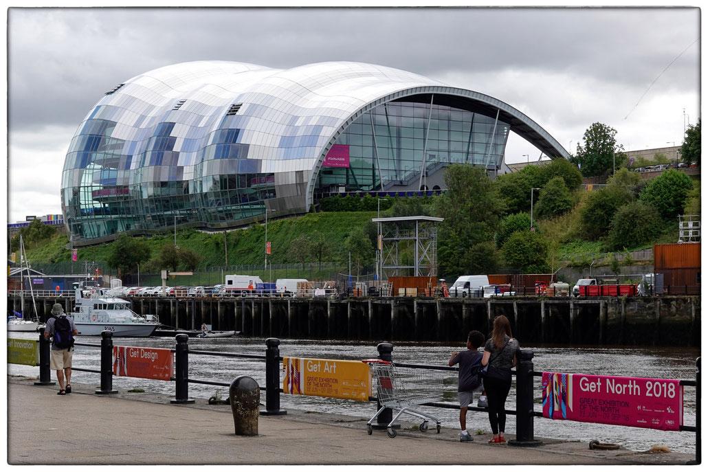 2018 - Gateshead - The Sage