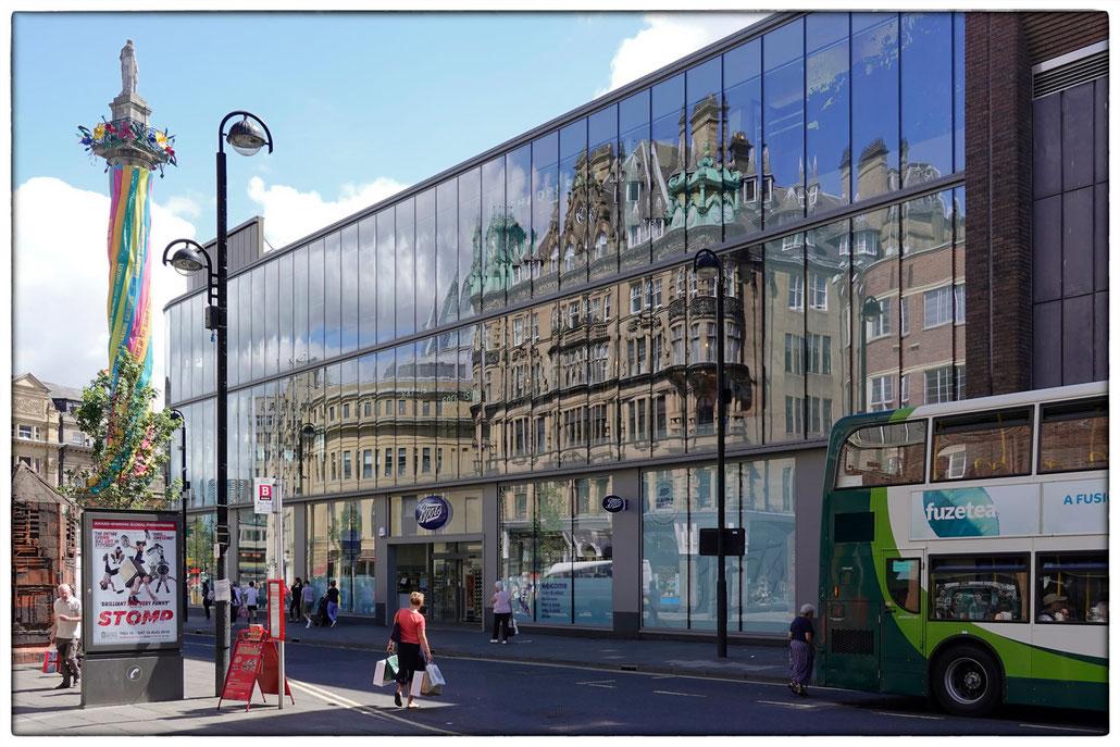 2018 Newcastle upon Tyne