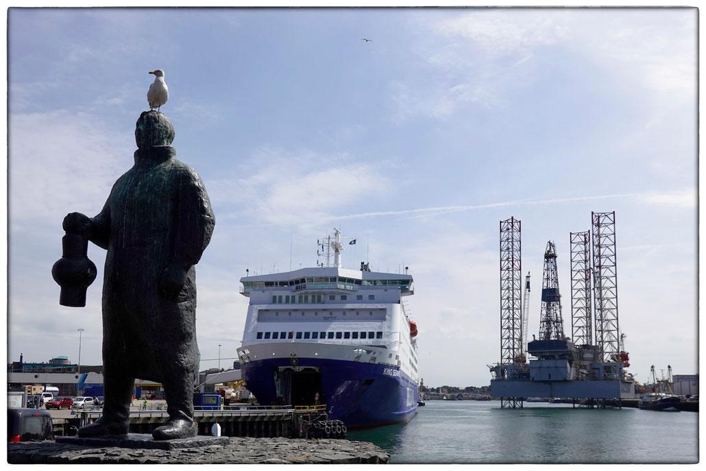 2018 - Hafen von Ijmuiden