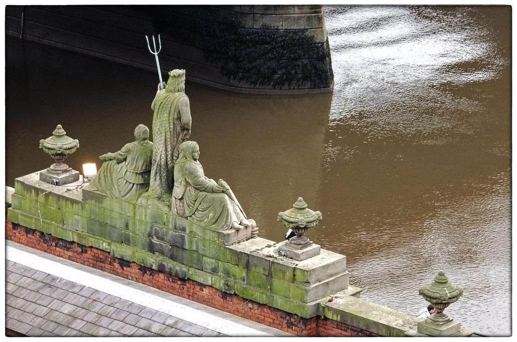 Newcastle - am River Tyne