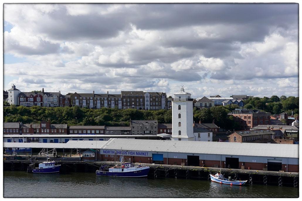 2018 North Shields Fish Quay