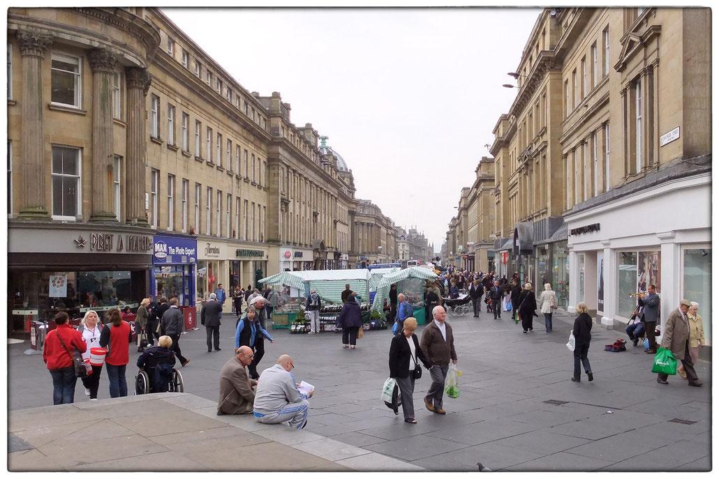 Newcastle - Grainger Town