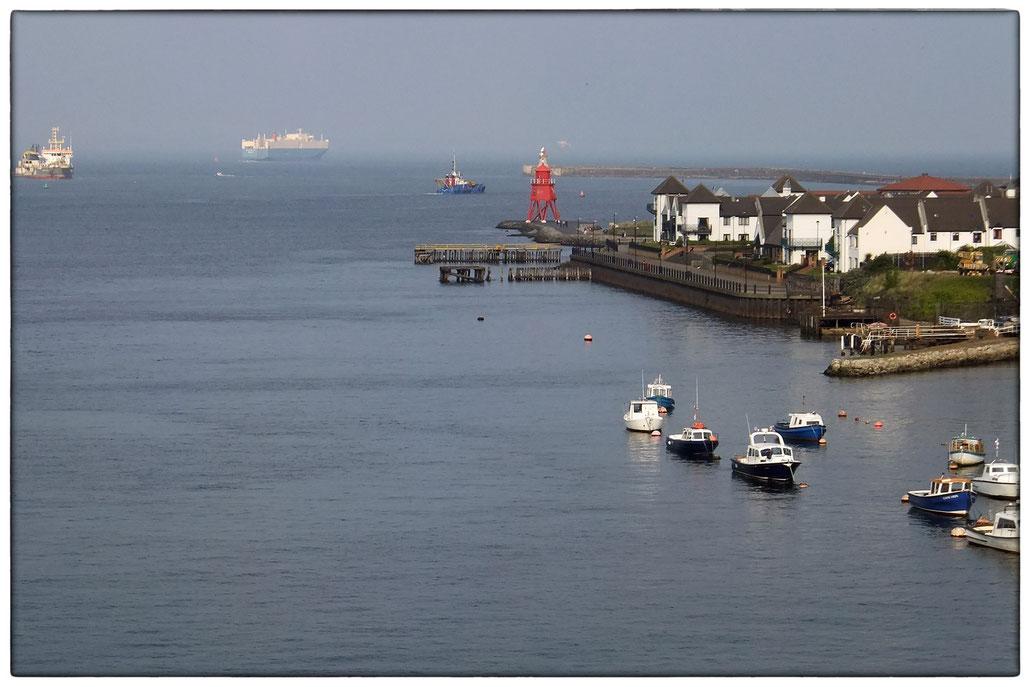 South Shields - Herd Groyne Lighthouse