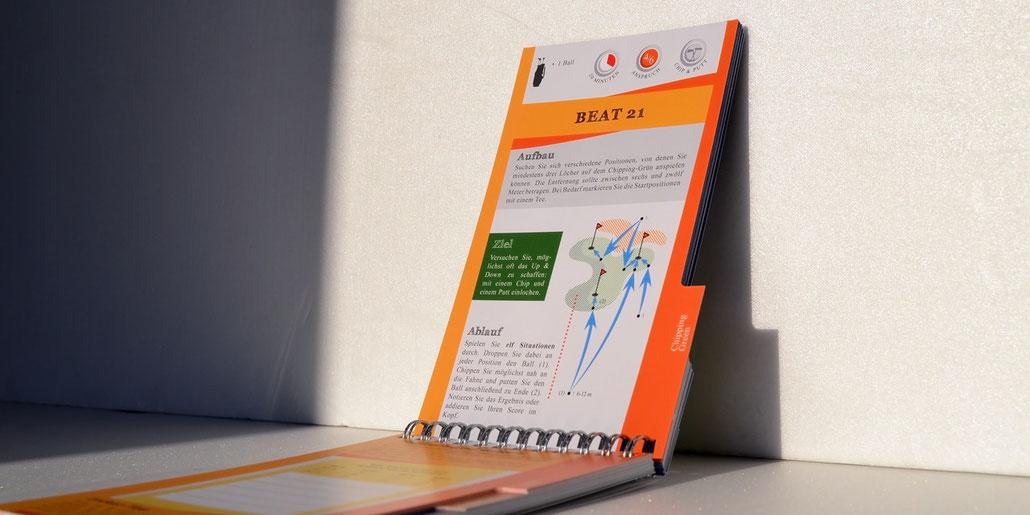 Situatives Golftraining: Das Golfbuch Mein Golf Training von Timo Schlitz
