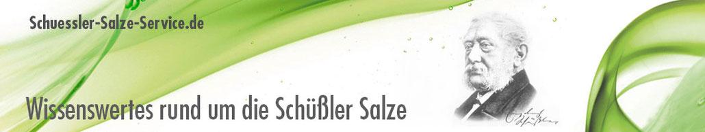 Mischen Von Schüßler Salzen Schuessler Salze Servicede