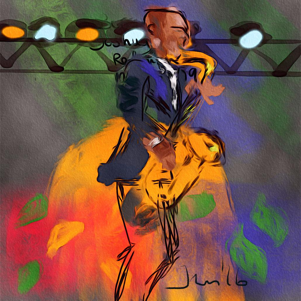 Joshua Redman - Monterey Jazz Festival 2016, Dizzy's Den
