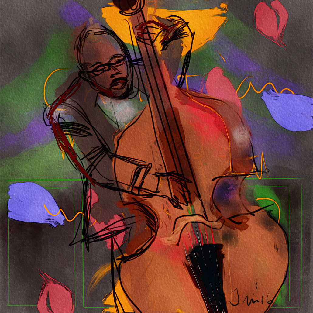 Christian McBride - Monterey Jazz Festival 2016, Dizzy's Den