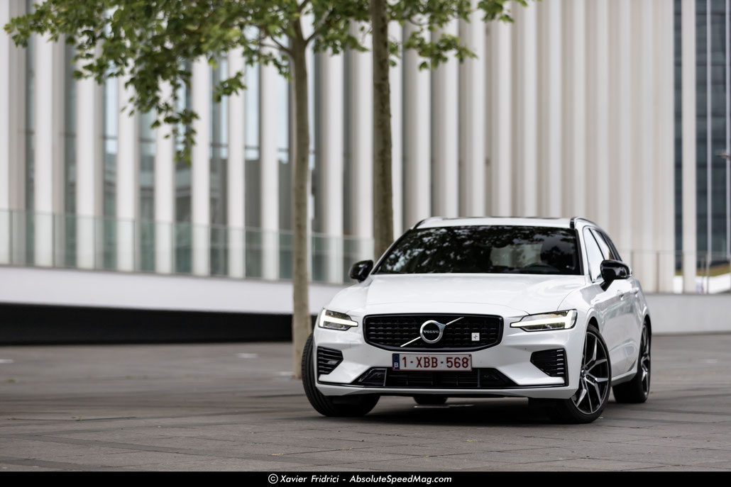 Volvo V60 Polestar Engineered