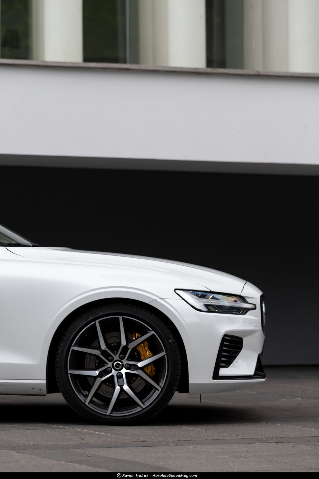 Volvo V6O Polestar Engineered 2020