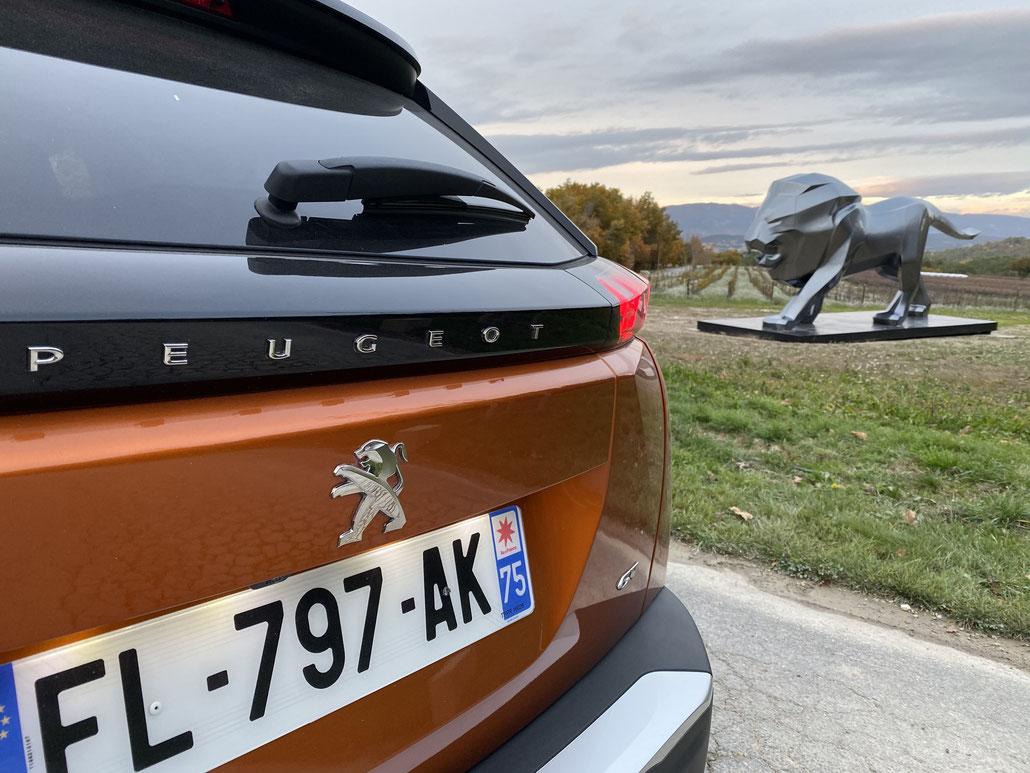 Nouvelle Peugeot 2008 2020