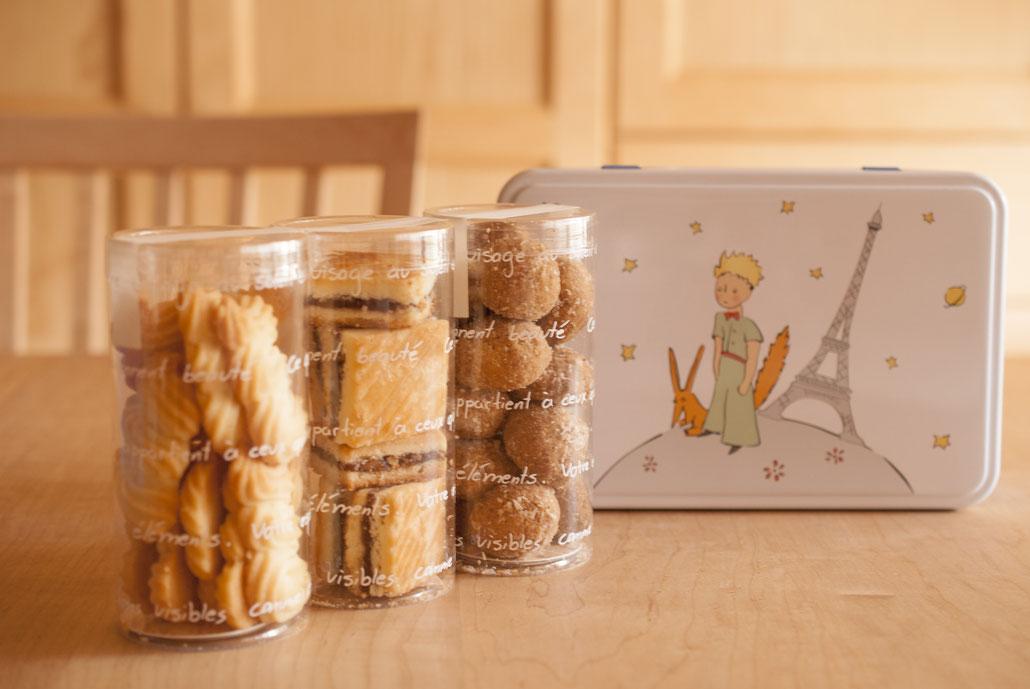 cookies in a tin can (the little prince), Fleur*Fleur*