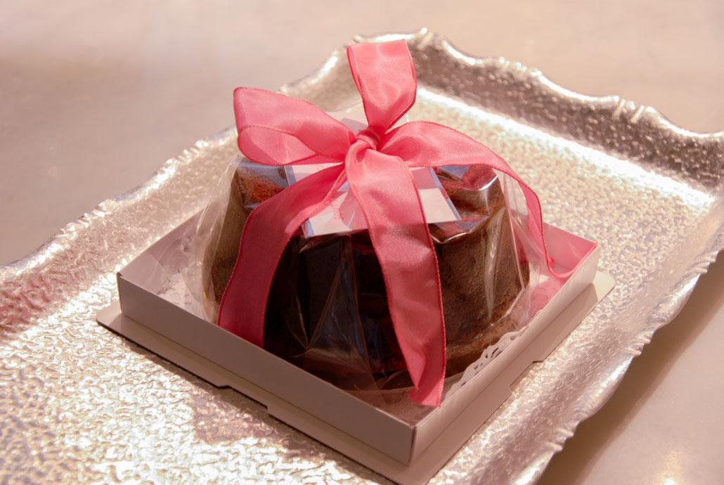 gateau souffle aux chocolat φ14  スフレ・オ・ショコラ φ14