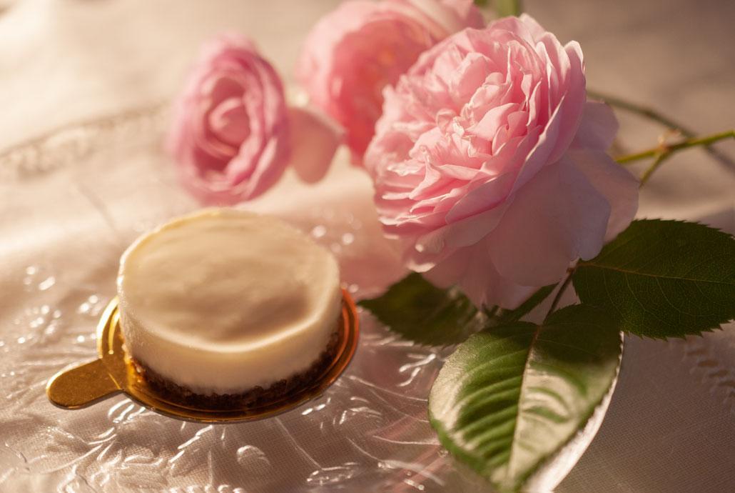 Sour Cream Top Cheese Cake φ5.5cm, Fleur*Fleur*