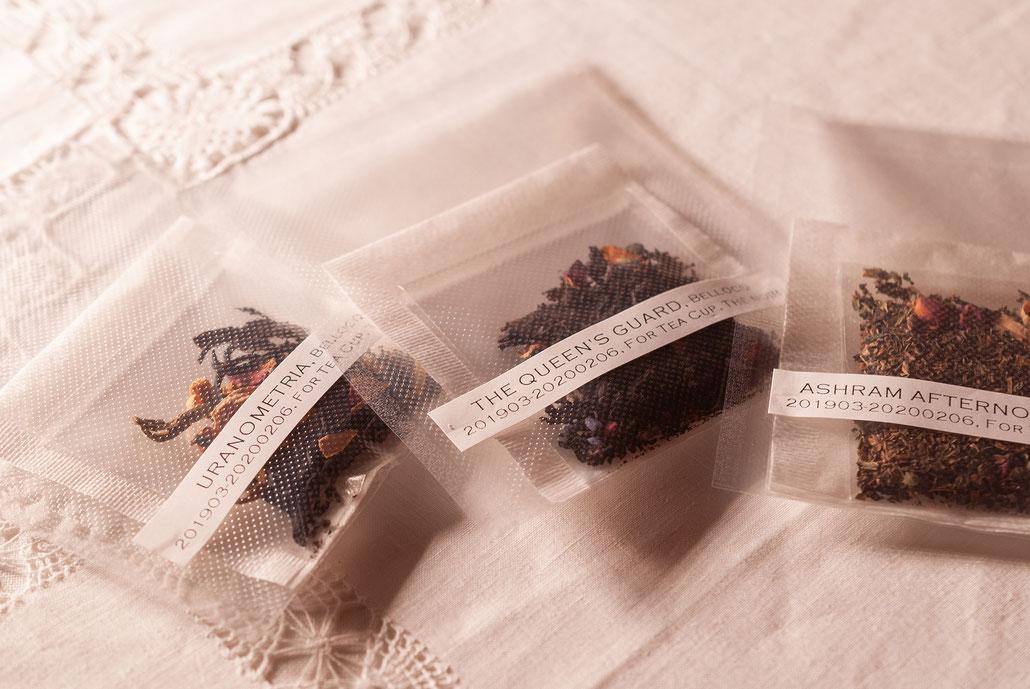 Bellocq Tea Set 1, Fleur*Fleur*