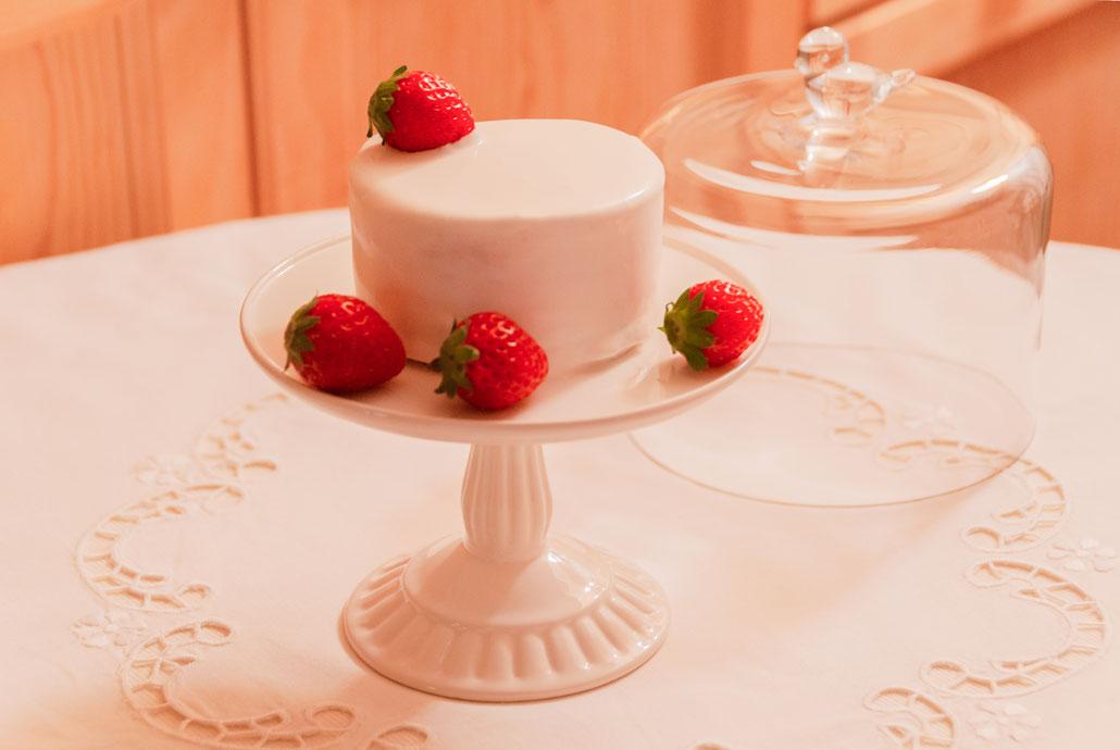 Japanese Strawberry Shortcake, φ3.15 inches (φ8 cm), Fleur*Fleur*