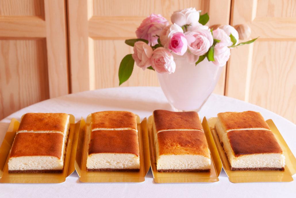 New York-Style Cheesecakes, Fleur*Fleur*