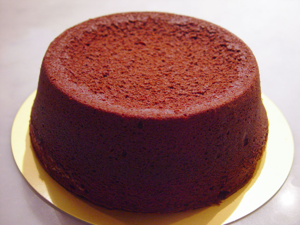 gateau souffle aux chocolat φ15  スフレ・オ・ショコラ φ15