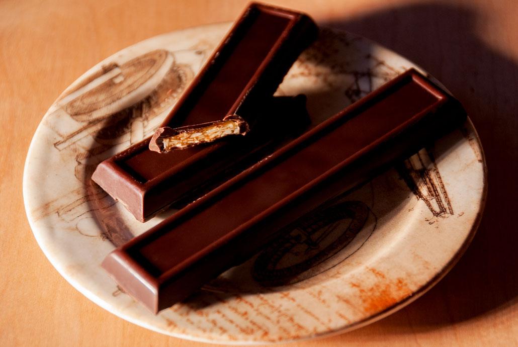 Praline Chocolate Bar, Fleur*Fleur*