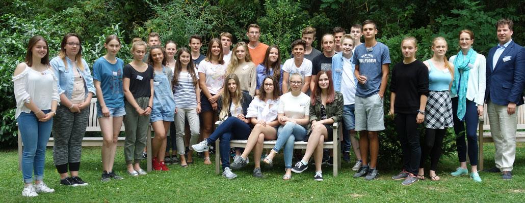 Zwei spannende Tage, zwei großartige Gruppen: die Vorbereitungsseminare für das Schuljahr 2017/2018