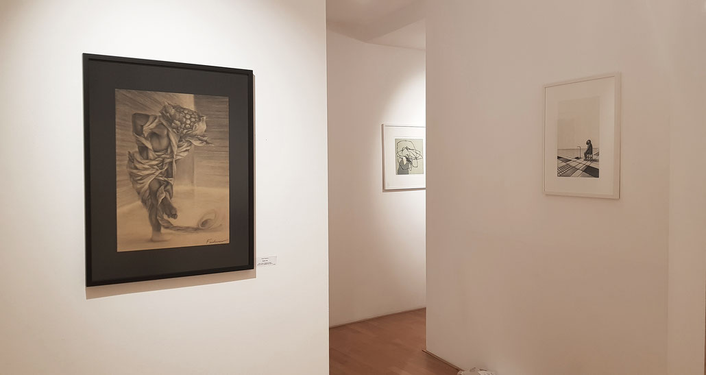 Kunstverein Markdorf, Stadtgalerie, Foto: Anna Fedorov, 2020