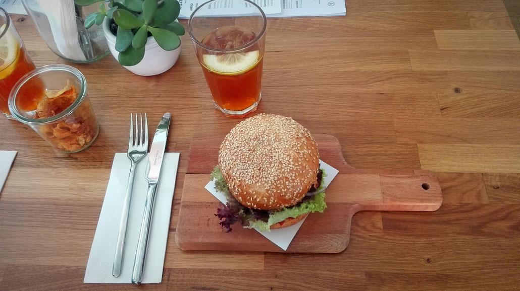 Basel schweiz la manufacture burger