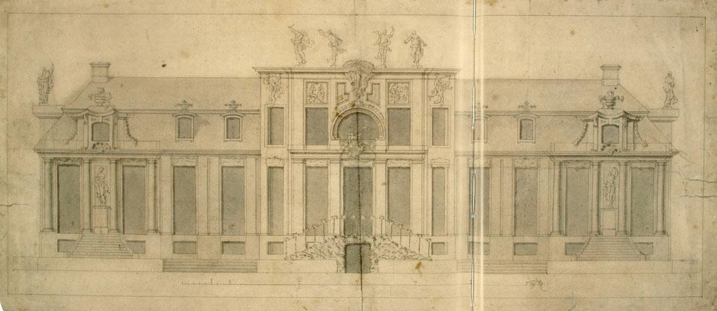 Villa Kemecke, Entwurf