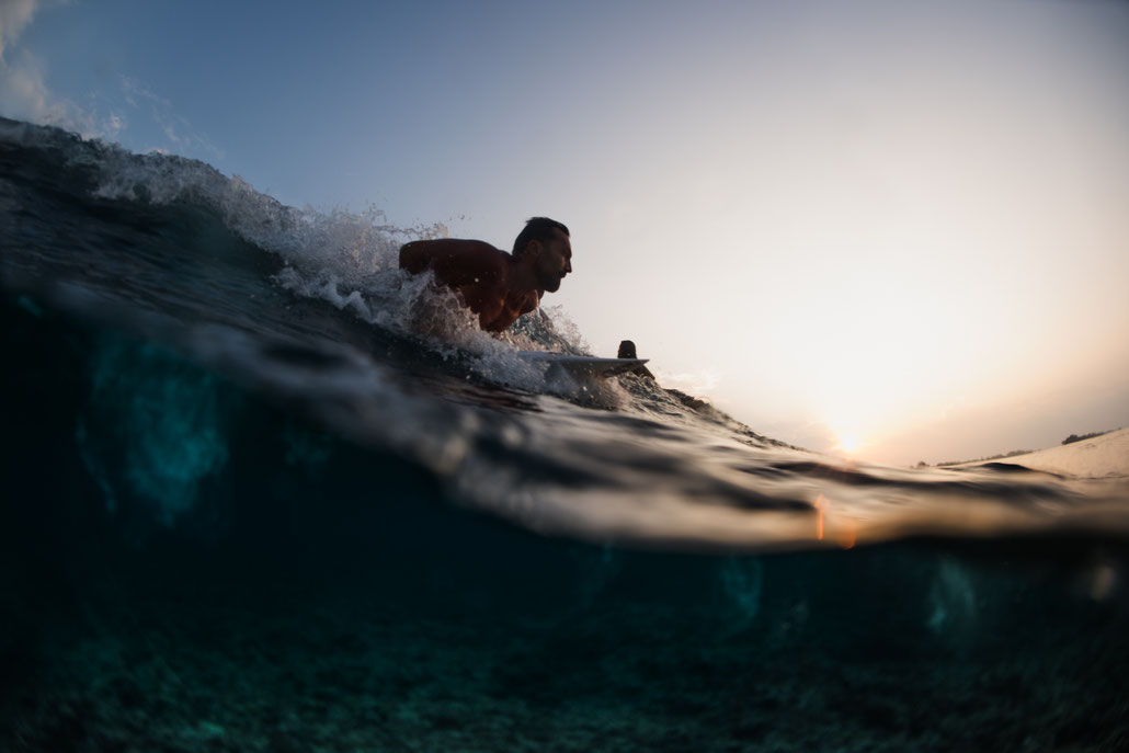 take off surfing tip how to surf a wave