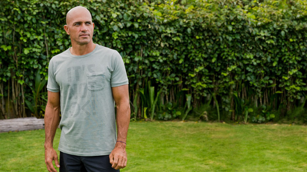 Kelly Slater environment oceans