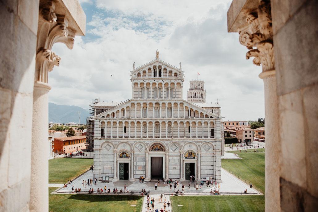 Toskana Pisa