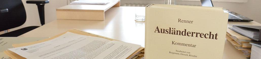 Rechtsanwaltskanzlei für Ausländerrecht, Migrationsrecht, Köln