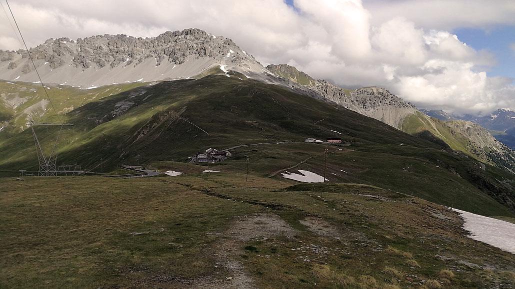 Umbrail-Pass (Passo dell'Umbrail) © Pässe.Info