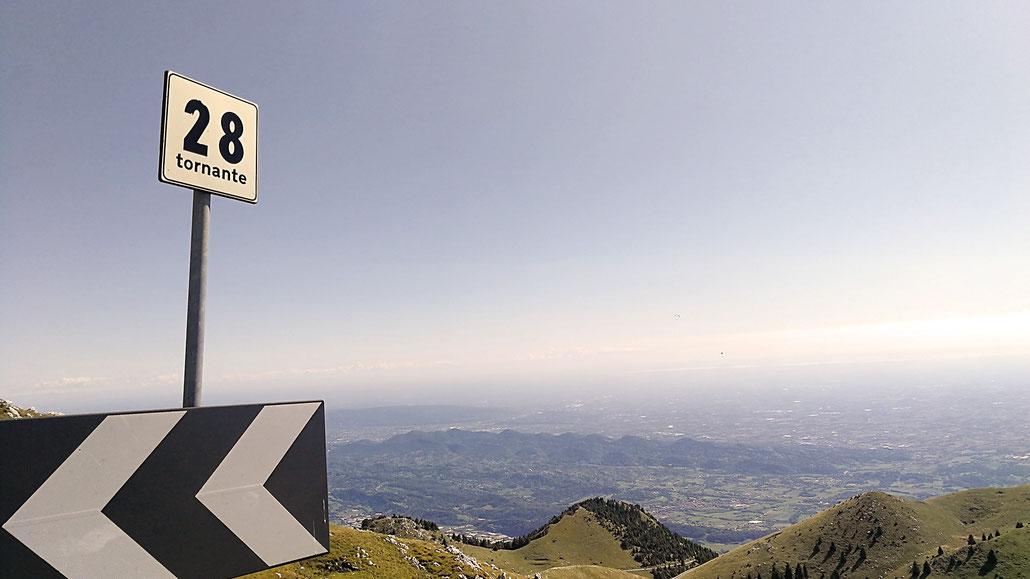 Monte Grappa © Pässe.Info