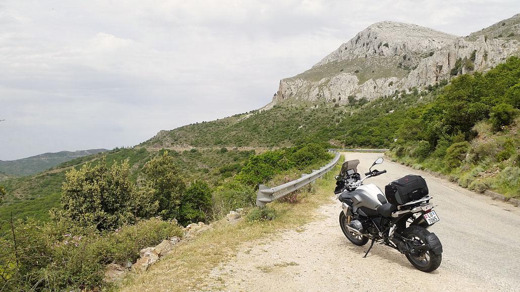 0821 - I (Sardegna) - Passo Monte Albo © Pässe.Info