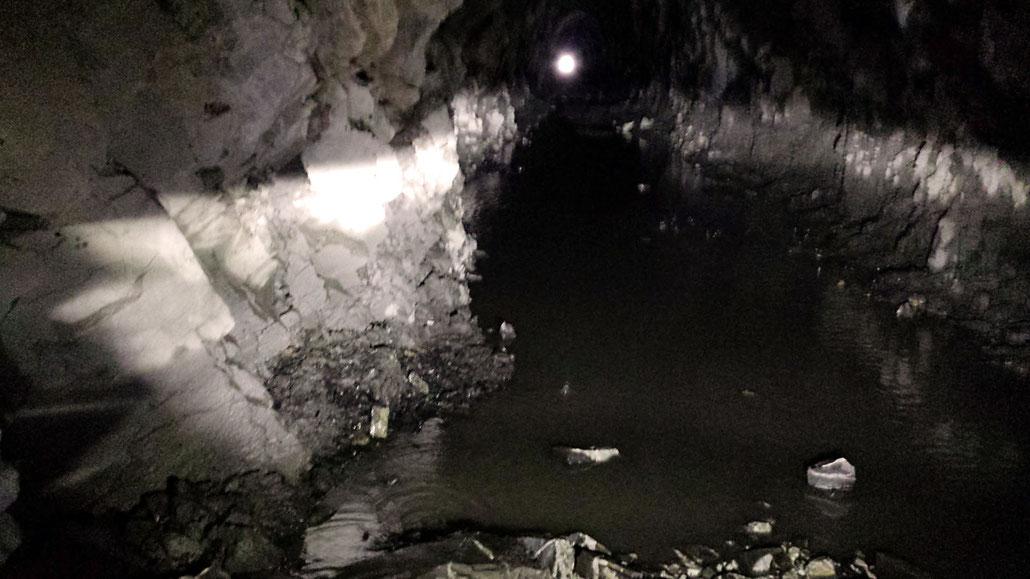 2632 - F - Tunnel (Col) du Parpaillon © Pässe.Info