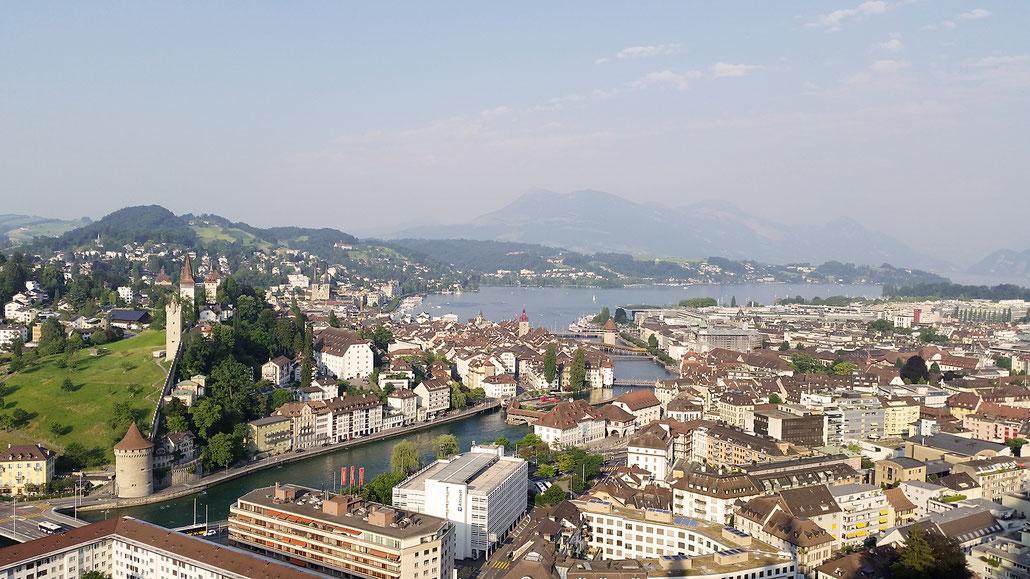 Luzern © Pässe.Info