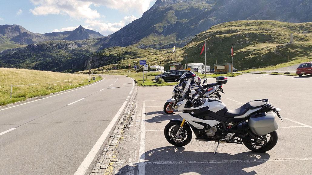 1920 - CH - Lukmanier-Pass (Passo del Lucomagno) © Pässe.Info