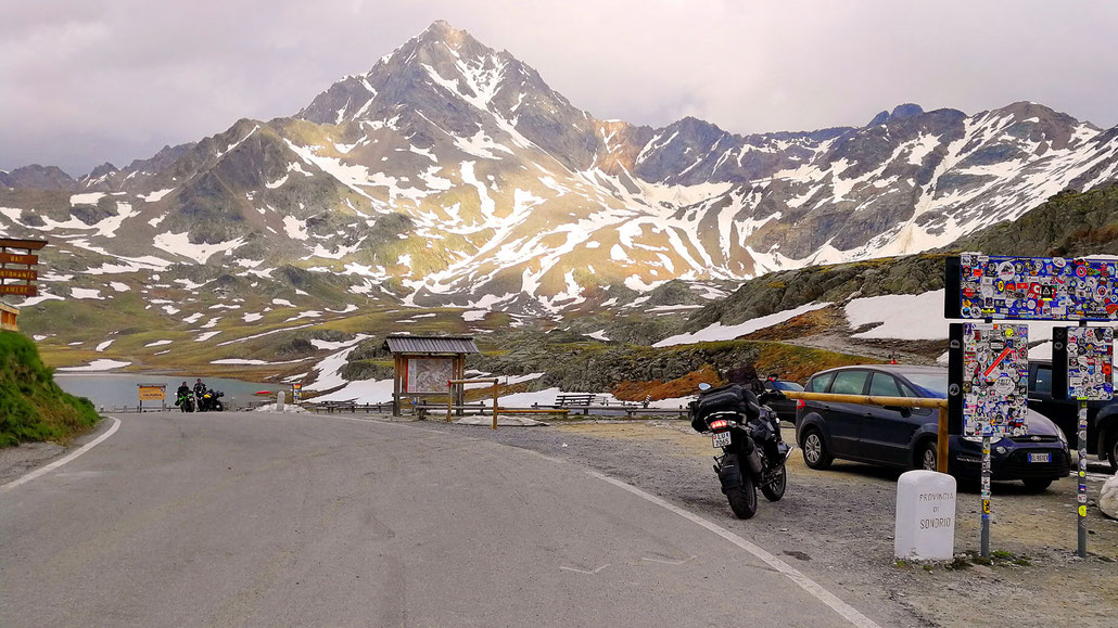 2621 - I - Passo di Gavia © Pässe.Info
