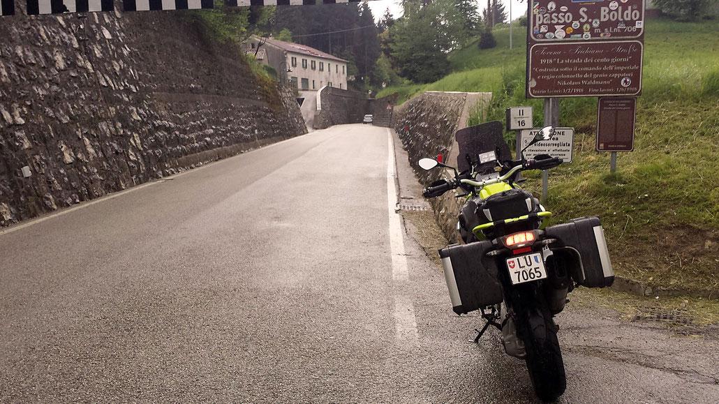 0706 - I - Passo San Boldo (Passo Sant Ubaldo) © Pässe.Info