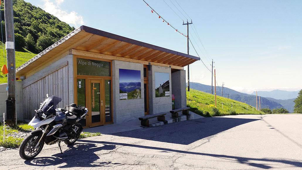 1395 - CH-I - Alpe di Neggia © Pässe.Info